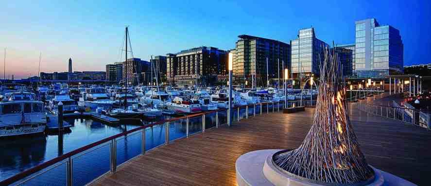 The Wharf DC