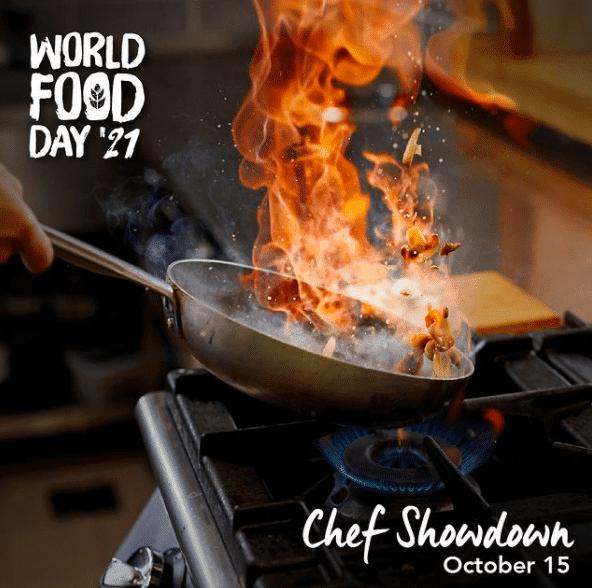 Rise Against Hunger Chef Showdown