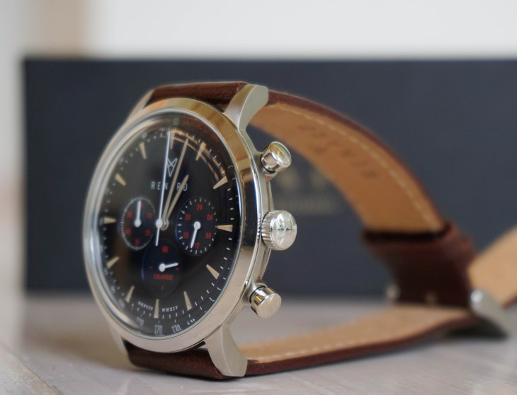 Renard watch, Rale Popic