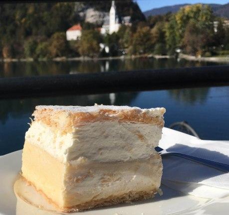 Original Cream cake