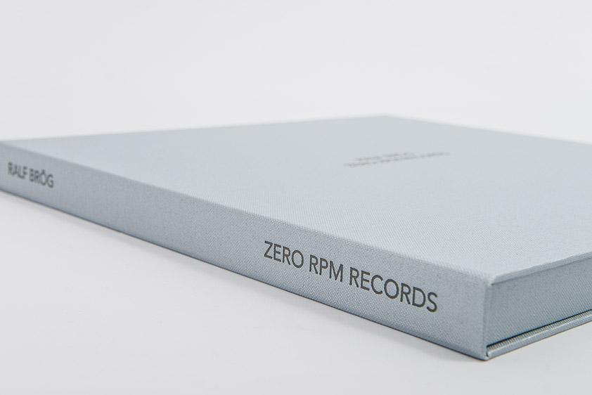 Ralf Broeg | zero rpm records publication