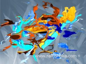 digital abstract art print, © Ralf Jahnke-Wachholz, contemporary abstract art Gallery, Giclee fine art prints, www.ralfjahnke.com
