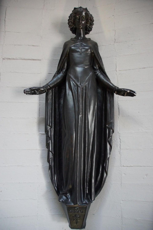 heilige Barbara - Schutzpatronin der Bergleute