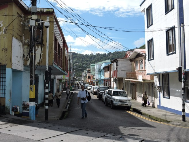 Back Street Castries