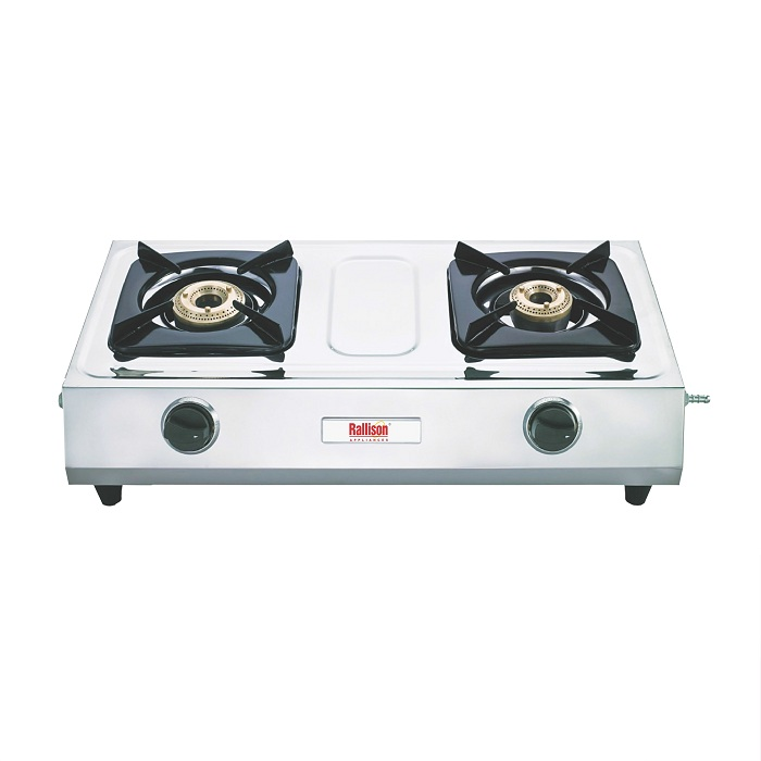 Rallison Appliances Standard Steel Manual Gas Stove