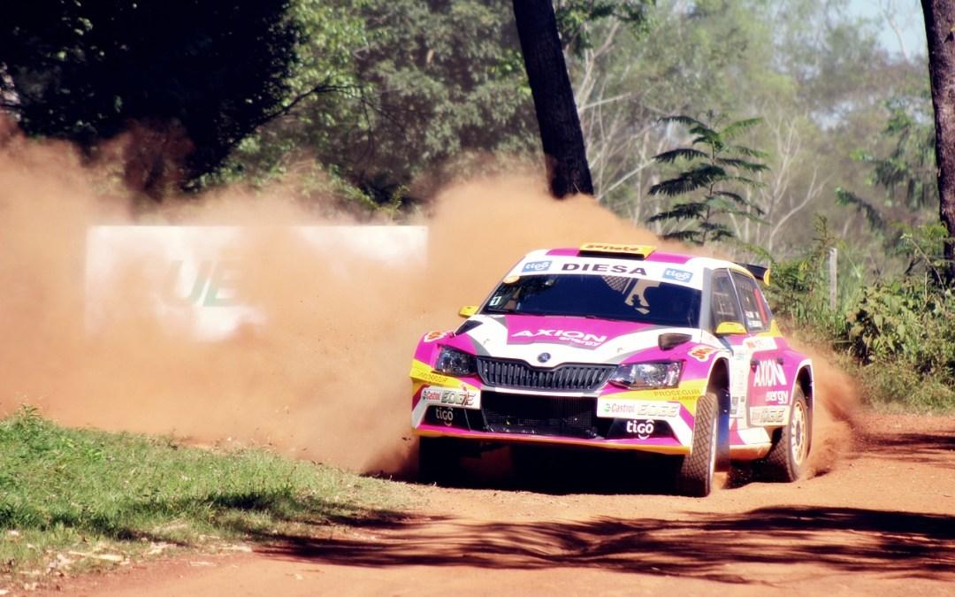 Petrobras Rally de Santaní: Gustavo Saba se adueña de una primera etapa sin sobresaltos