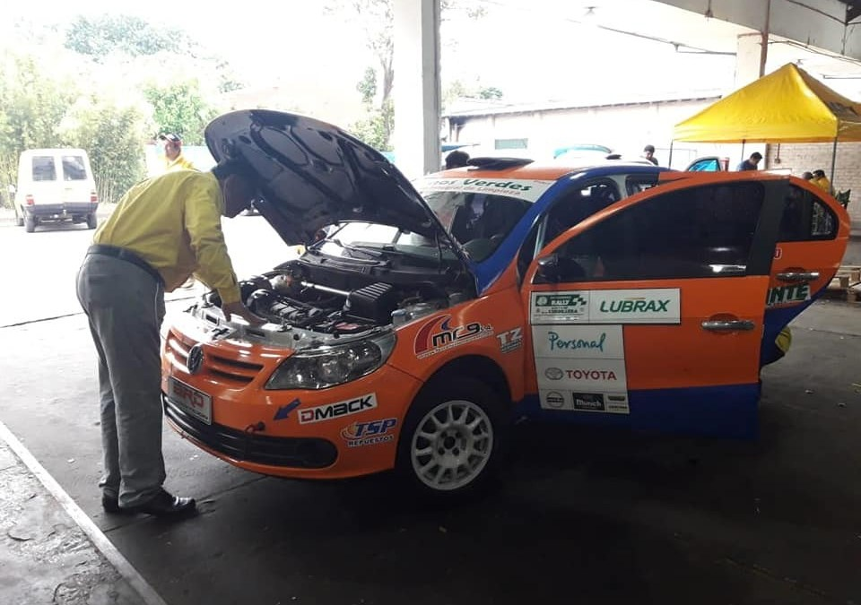 Petrobras Rally de la Cordillera: del escrutinio a la acción