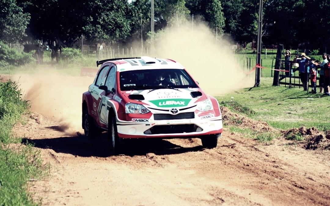 Petrobras Rally de Carapeguá: Galanti se anota la primera etapa y Saba logra su séptima corona nacional
