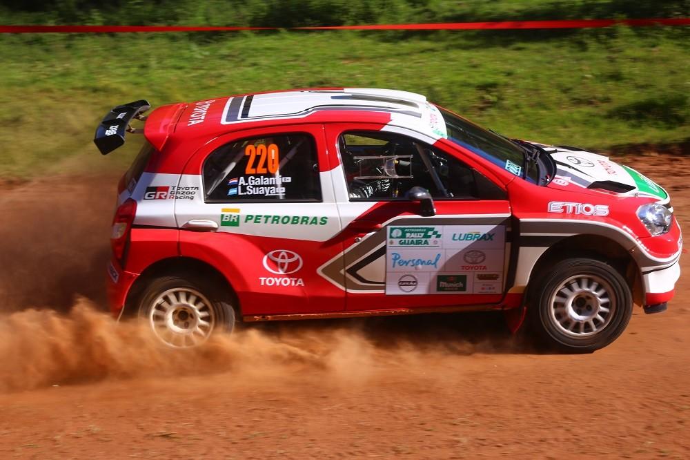 El Petrobras Rally del Guairá devuelve la acción al Campeonato Nacional