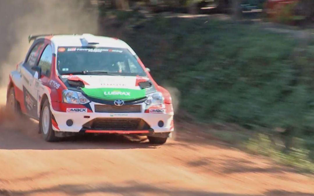 Petrobras Rally de la Republica: Alejandro Galanti se anota la victoria en otro giro inesperado antes del final