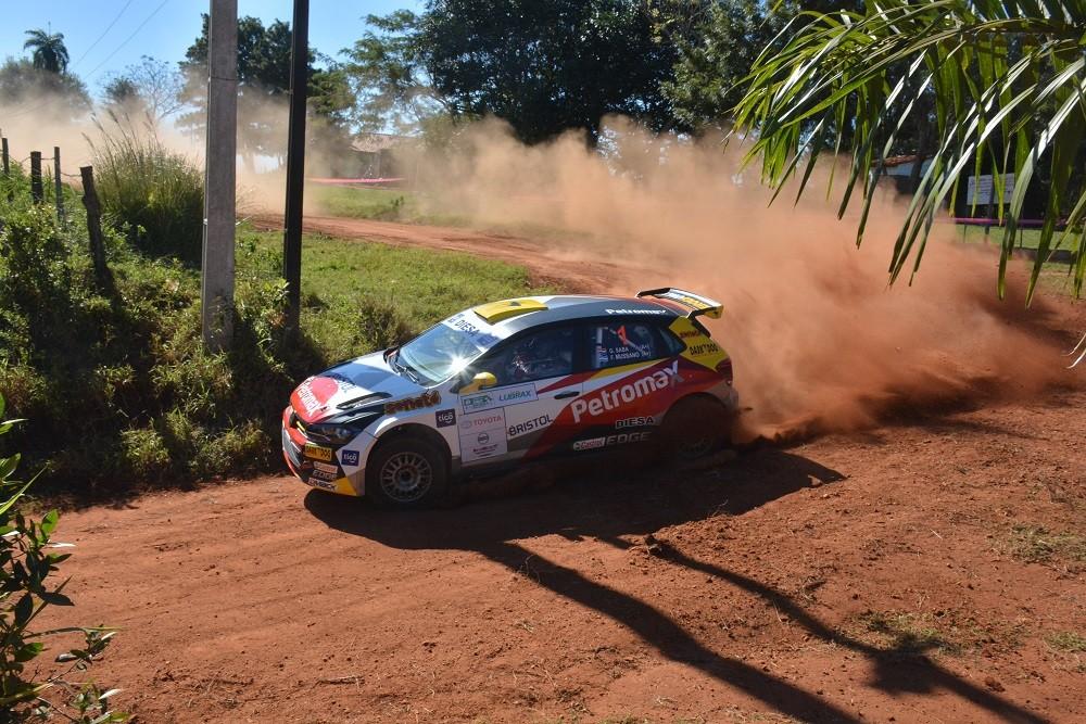 Petrobras Rally de la República 2019: Gustavo Saba se anota una corta pero compleja primera etapa