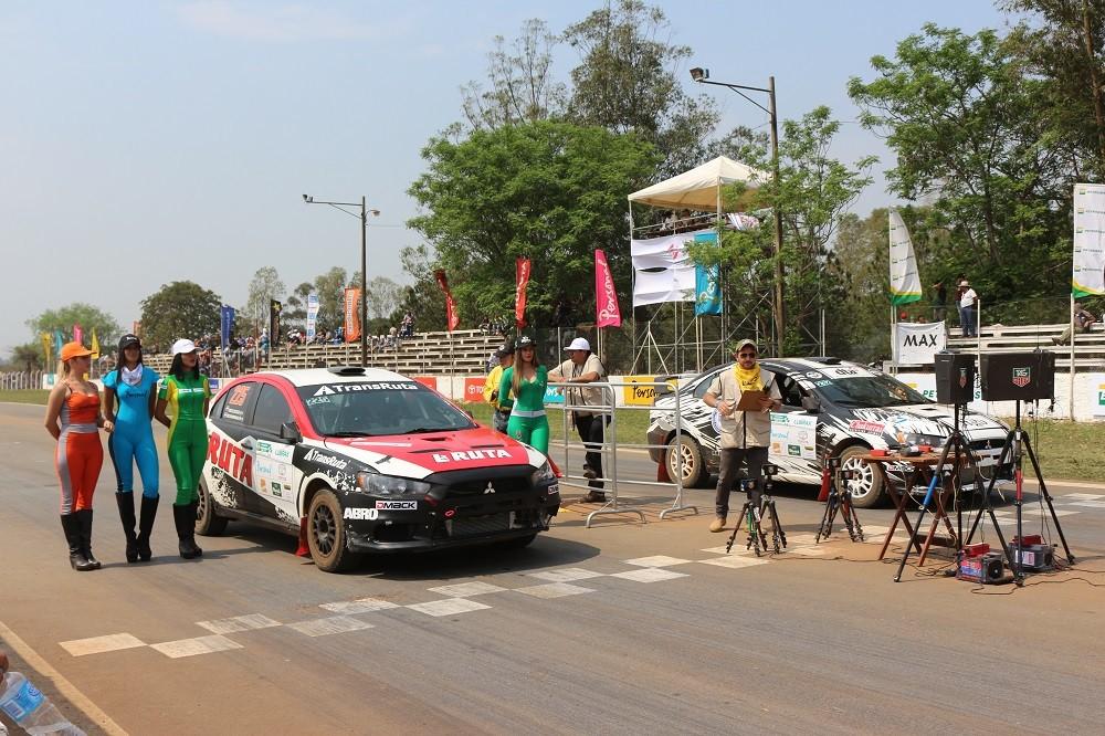 Con Ticketea podés comprar las entradas para la Clasificacion del 46° Petrobras Transchaco Rally