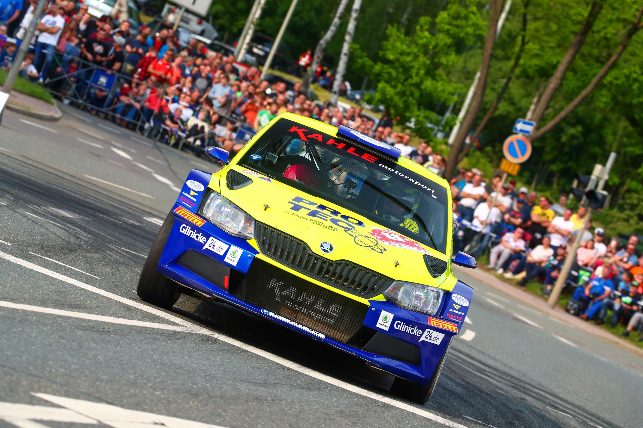 ADAC Cimbern Rallye wird Lauf der Deutschen Rallye-Meisterschaft 2021