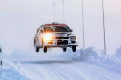 Arctic Rally 2013 pentru Inessa...