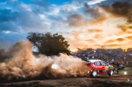 WRC Rally de España 2017 Day1