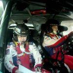DS3 WRC Testing Spin & Sweden