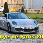 Rallye de Paris Finish 2nd in Class