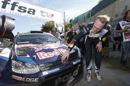 WRC RALLY FRANCE 2015 FINAL