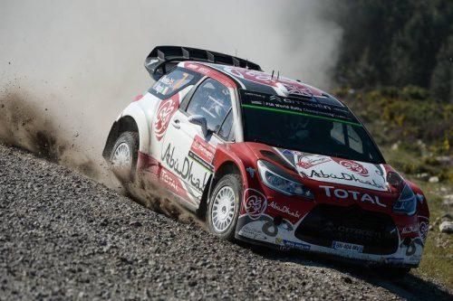WRC Rally Portugal 2016 Day1