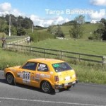 """Rally Legend"" Kenjiro Shinozuka Class won at Targa Bambina 2016"