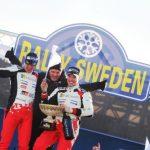 WRC RALLY SWEDEN 2017 Final