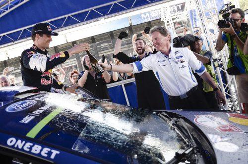 WRC Rallye de Portugal 2017 Final