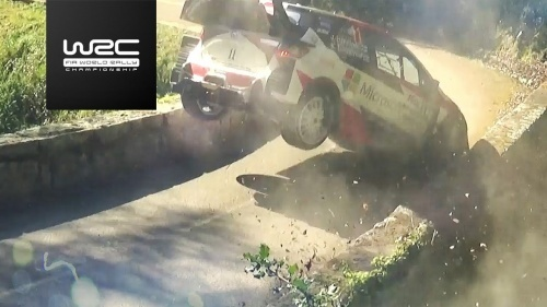 WRC 2017 CRASH SPECIAL VIA WRC OFFICIAL