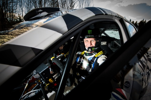 Cold test passed: Solberg, Grönholm and Tidemand test the Polo GTI R5 in Sweden