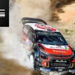 WRC RALLY MEXICO 2018 SHAKE DOWN
