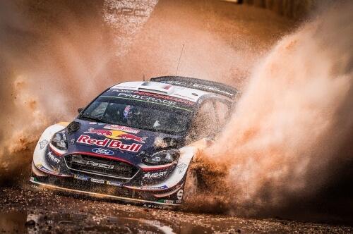 WRC RALLY ITALIA SARDEGNA 2018 DAY2
