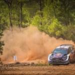 WRC RALLY TURKEY 2018 DAY2