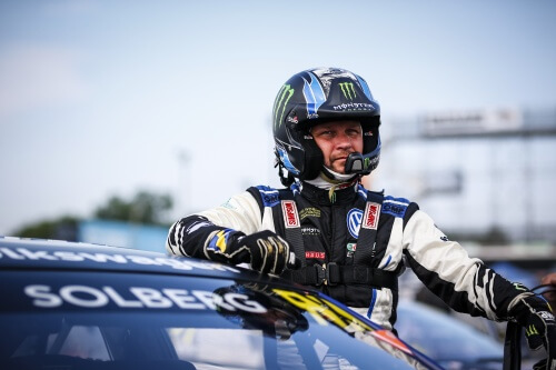 WRC comeback with Volkswagen: Petter Solberg to drive the new Polo GTI R5 in Spain