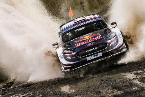 WRC WALES RALLY GB 2018 FINAL
