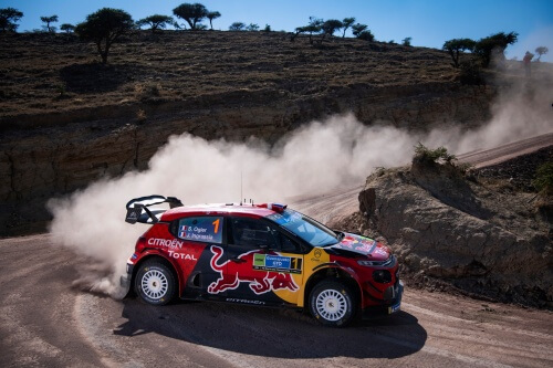 WRC RALLY MEXICO 2019 FINAL