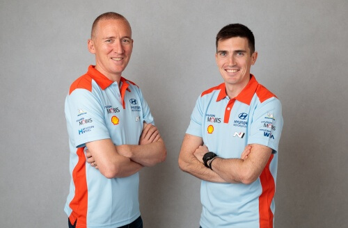 Craig Breen will join Hyundai for Rally Finland