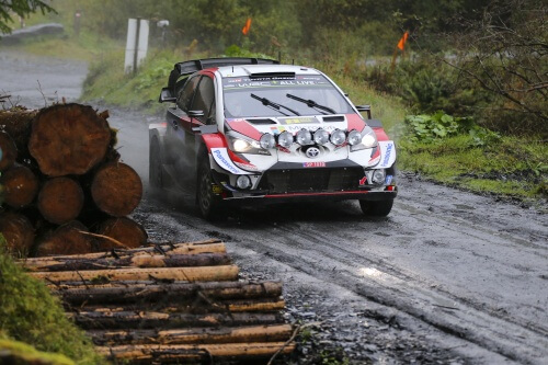 WRC WALES RALLYGB 2019 DAY1-2