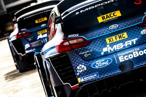 M-SPORT : A YOUNG AND AMBITIOUS TEAM FOR 2020