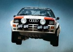 1982 Audi Quattro A1
