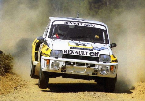"Renault 5 Turbo ""Tour de Corse"""