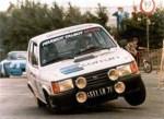 B/9 class Talbot Samba Rallye