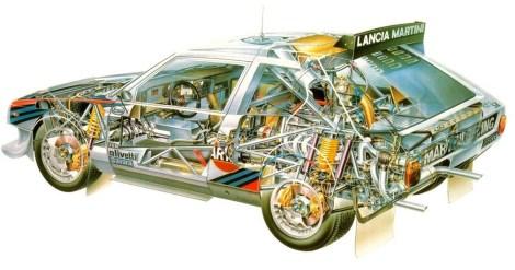lancia-delta-s4_cutaway