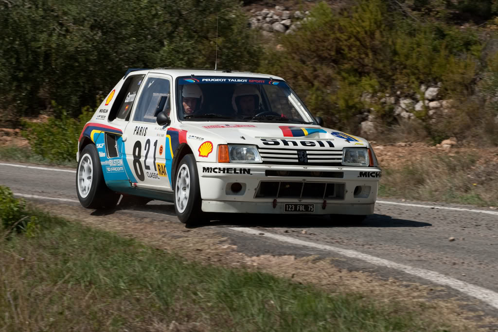 World Rally Car, Engineering, Turbo, WRC /'Peugeot 205 T16 Group B/' T-shirt