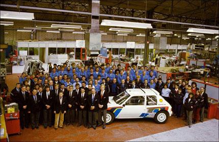Peugeot Talbot Sport 1983