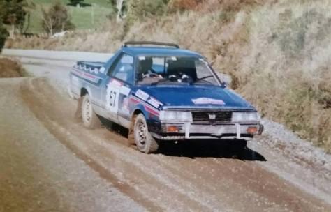 Subaru MP-1 Utility (Group B) | Rally Group B Shrine
