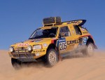 AUTO/RALLYE RAID 1990