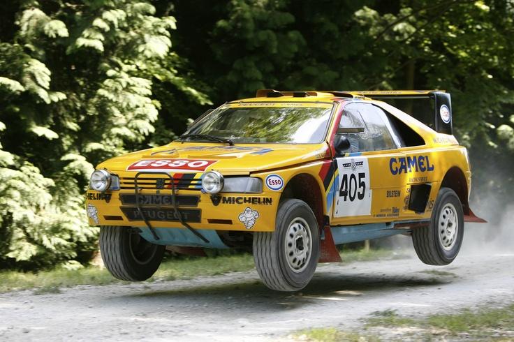 Peugeot 405 T16 GR ERF 3