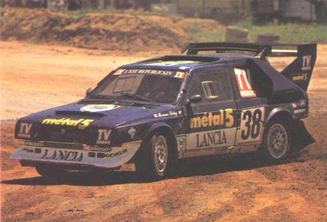 Bruno Saby Delta S4