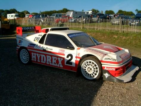 Pat Doran RS200