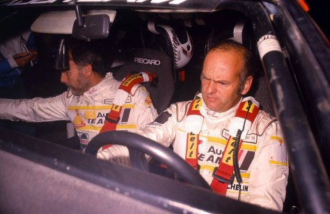 Stig Blomqvist | Rally Group B...