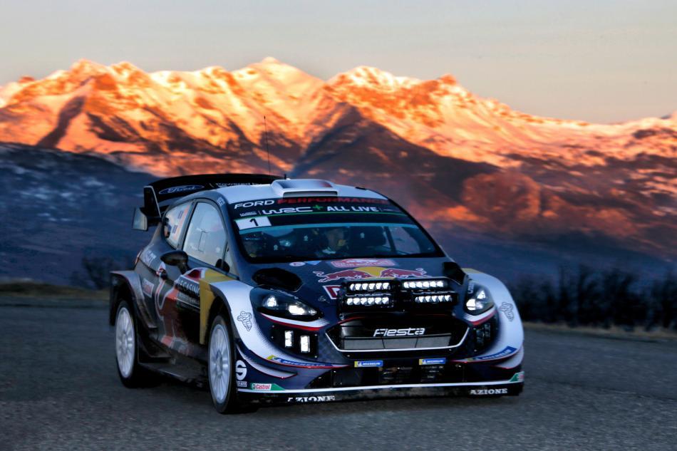 WRC 2018 Round 113 Rallye Monte Carlo January 2528